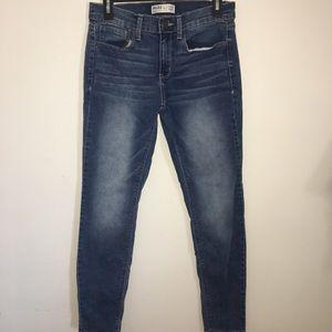 Jr. Mudd FLX Low Rise Stretch Skinny Jeans